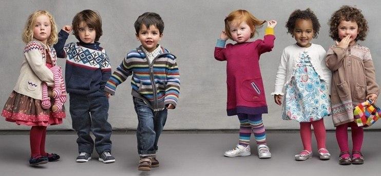Рынок детской одежды в России